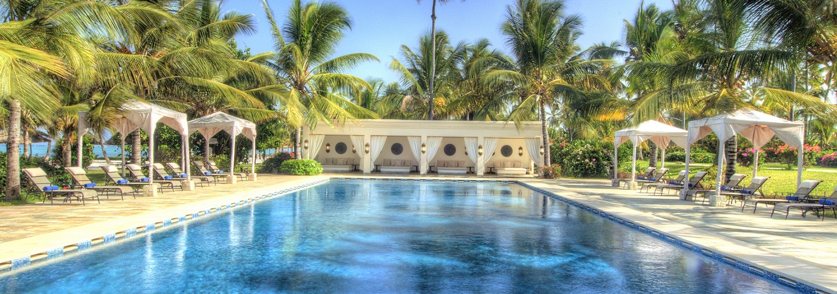 Ein orientalischer Traum auf Zanzibar - das elegante Baraza Resort