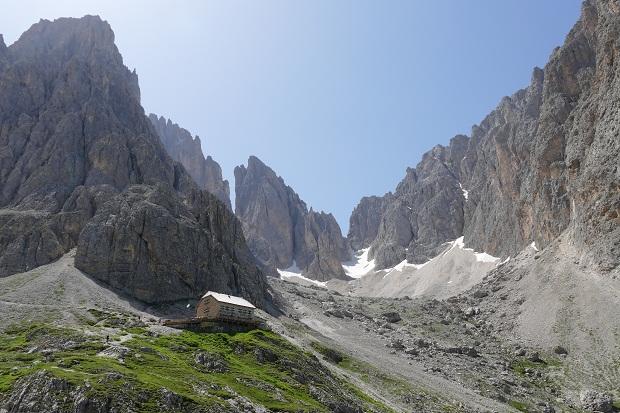 Langkofelhütte