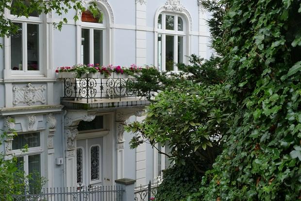 Treppenviertel in Blankenese