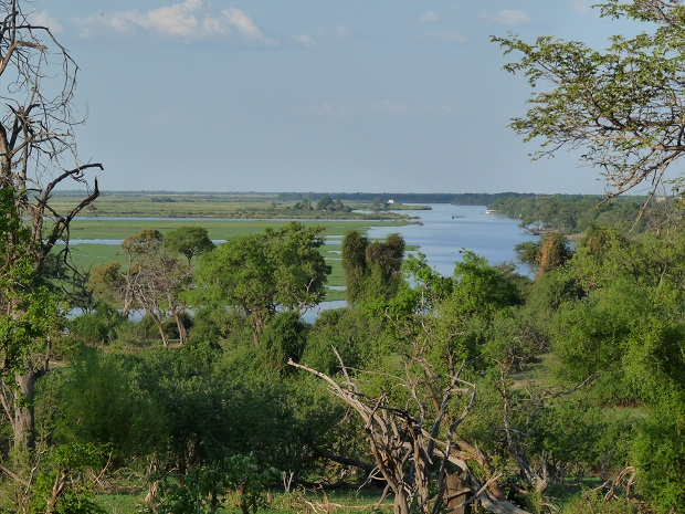 Chobe Nationalpark in der Green Season