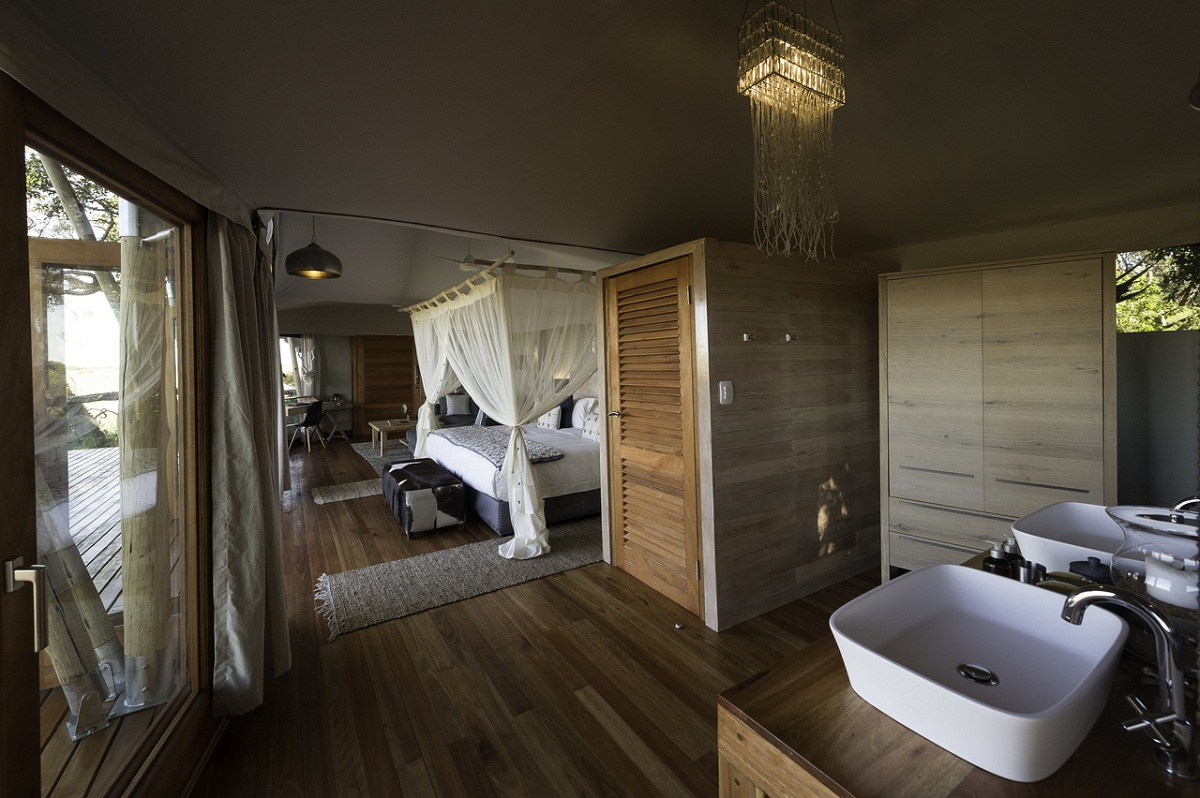 kwetsani camp botswana genuss touren. Black Bedroom Furniture Sets. Home Design Ideas