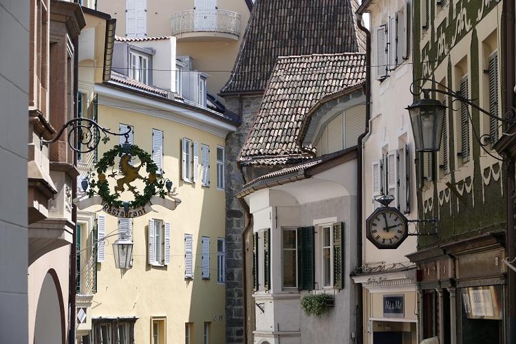 Südtirol – eine bunte europäische Mischung