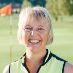 Golfcoach Pascale Fahrni