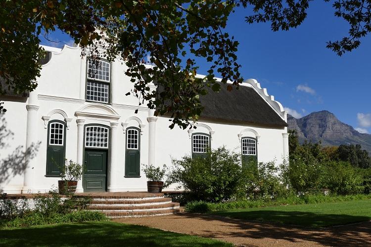 Weingut Boschendal in Südafrika