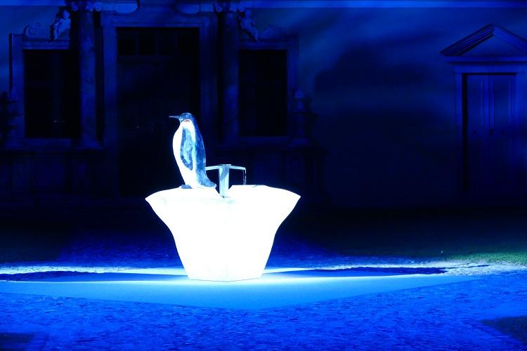 Hofburg Brixen - Wasser Licht Festival