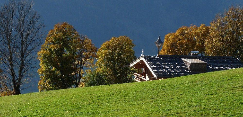 Verwöhnmomente in den Alpen