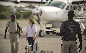 Flugsafari Tansania - eine luxuriöse Art des Reisens in Ostafrika