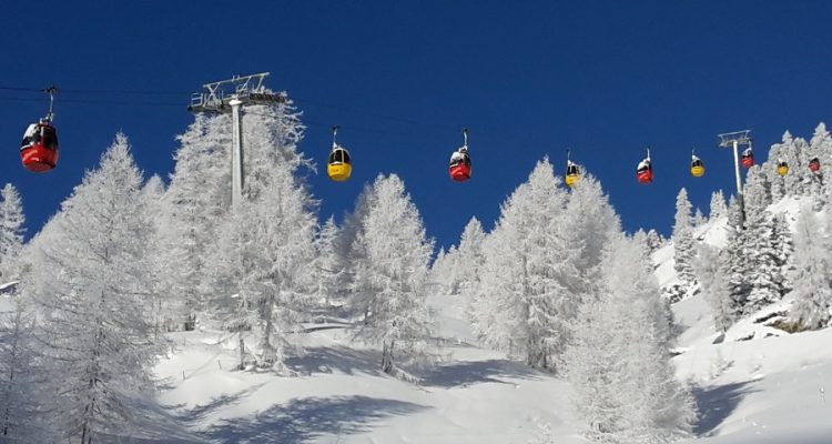 Der perfekte Wintertag in den Dolomiten