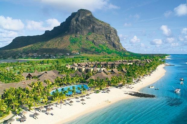 Morne Brabant auf Mauritius