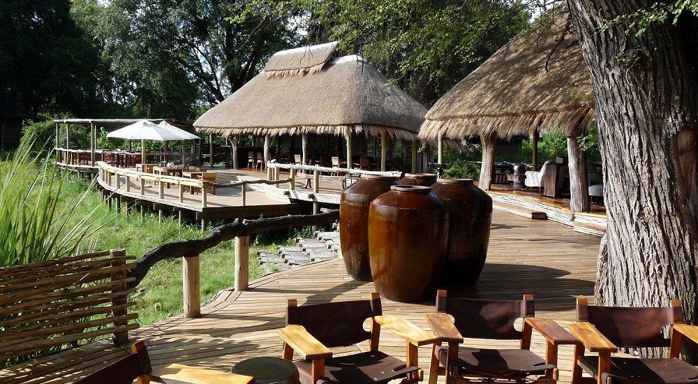 Wilderness Camp Mombo
