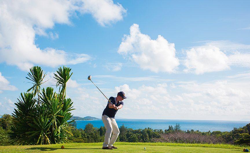 Buchen Sie Ihren Golfurlaub auf den Seychellen mit Genuss Touren, Reiseveranstalter München