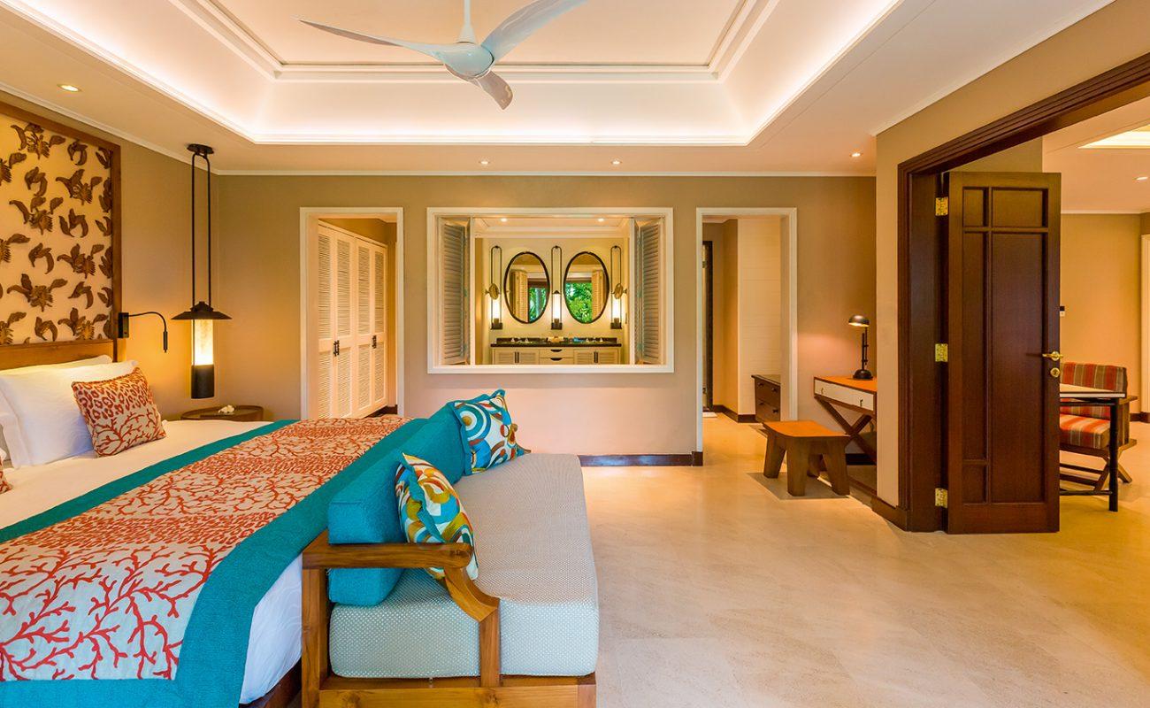 Senior Suite - großzügige Luxussuiten auf Praslin