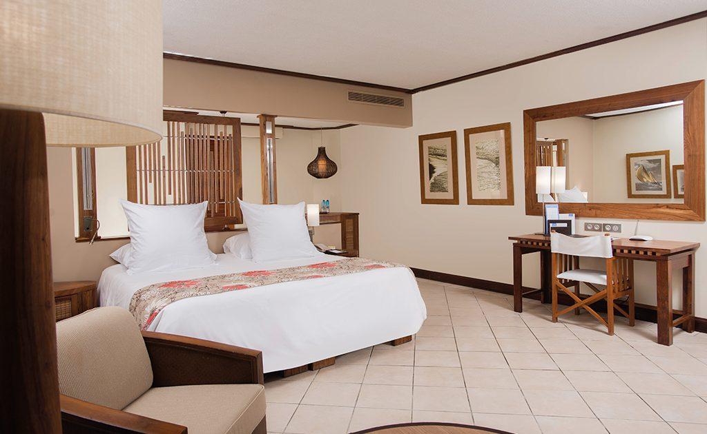 Tropical Rooms im Luxushotel Paradis