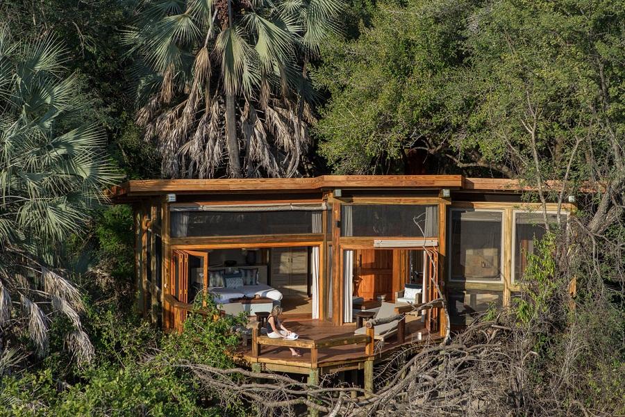 Suite des neuen Camp Okavango