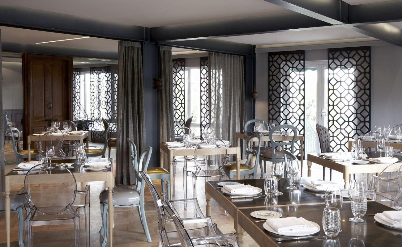 Edles Ambiente im Makaron Restaurant des Majeka House