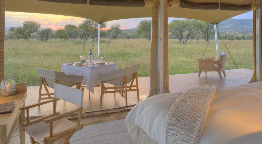 Roving Bushtops in der Serengeti in Tansania
