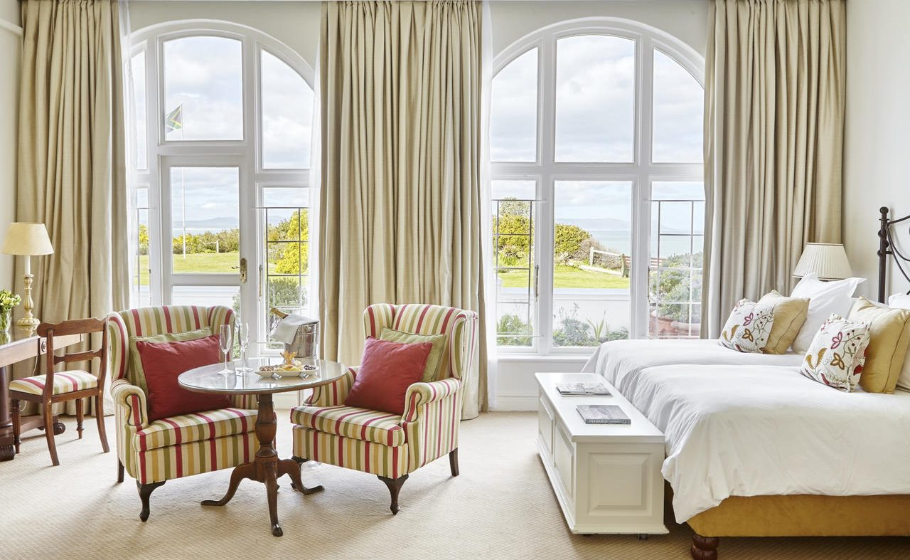 Luxury Doppelzimmer im The Marine