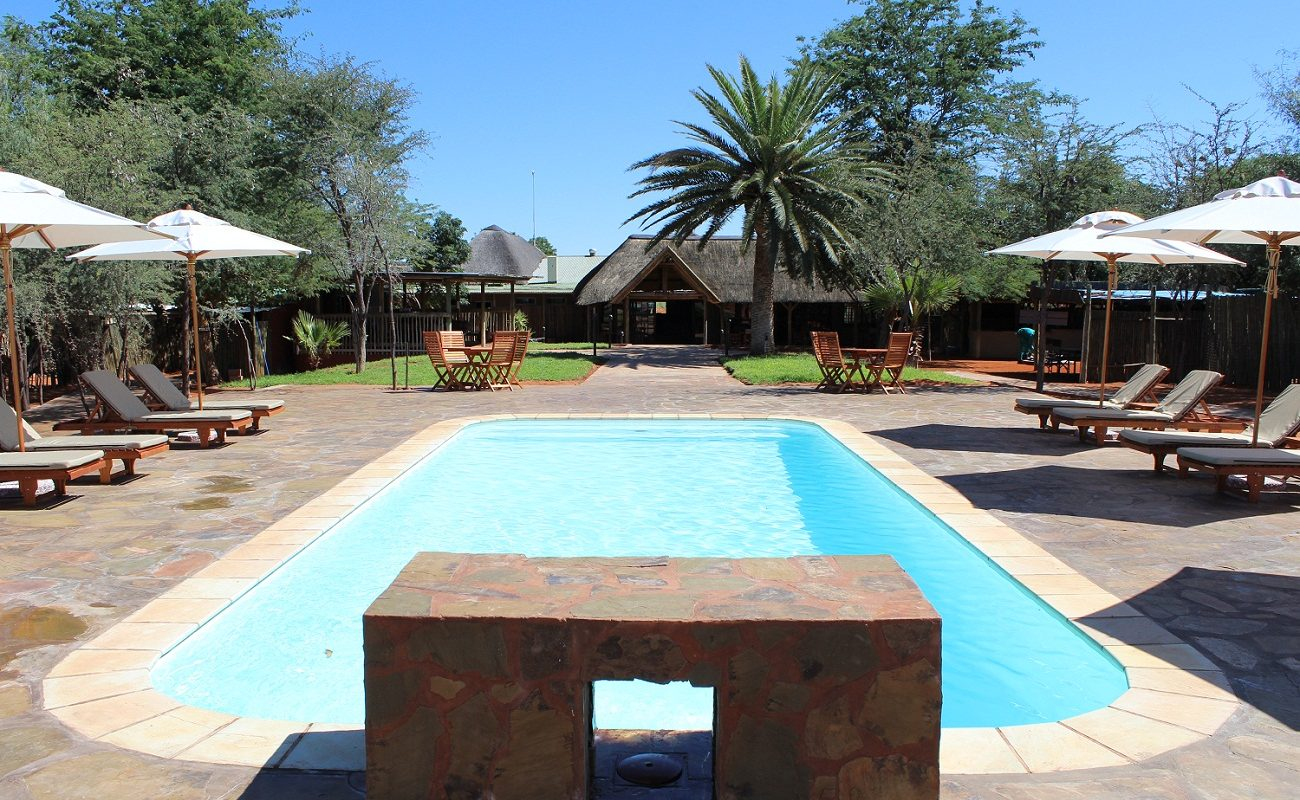 Pool von Bagatelle Kalahari Game Ranch Pool