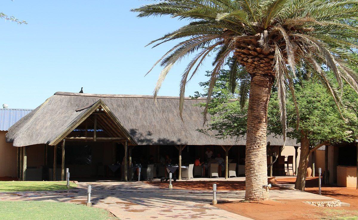 Das Haupthaus von Bagatelle