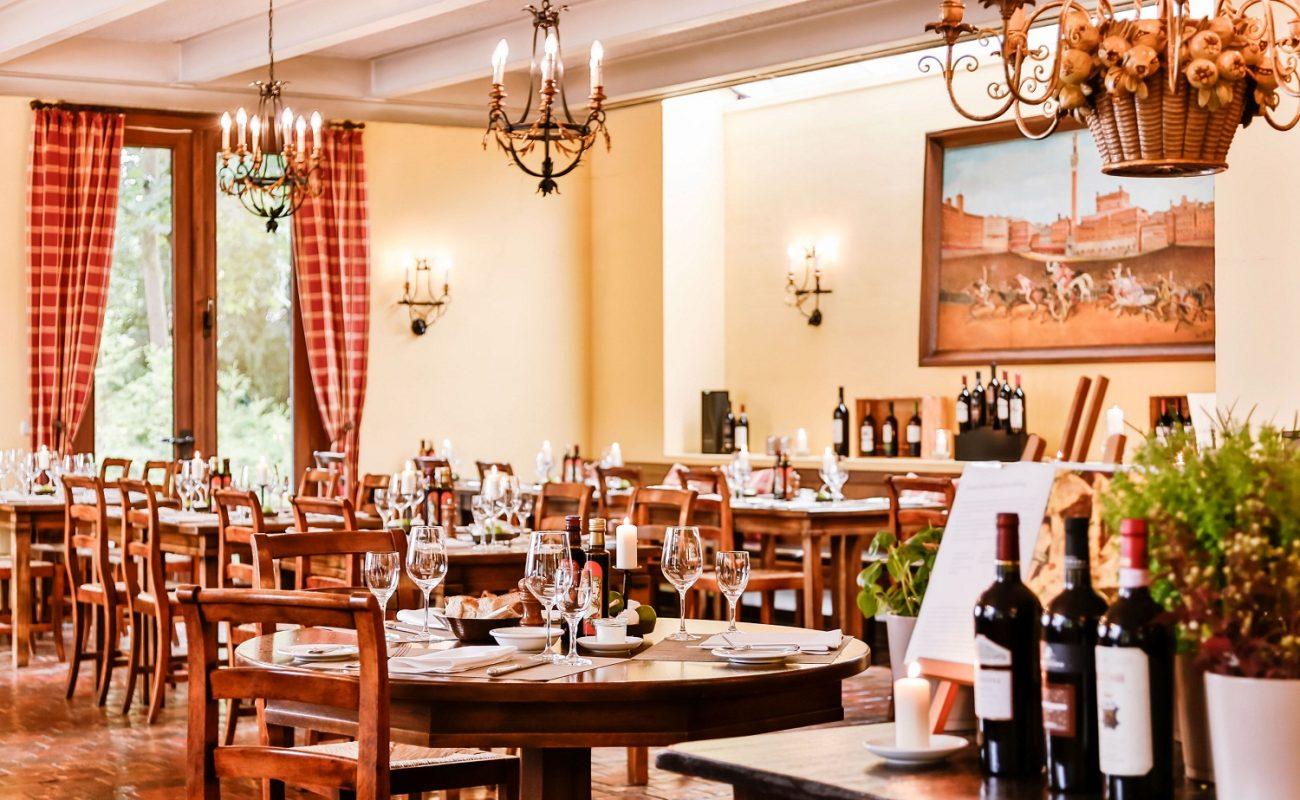 Taverna & Trattoria Palio im Luxushotel