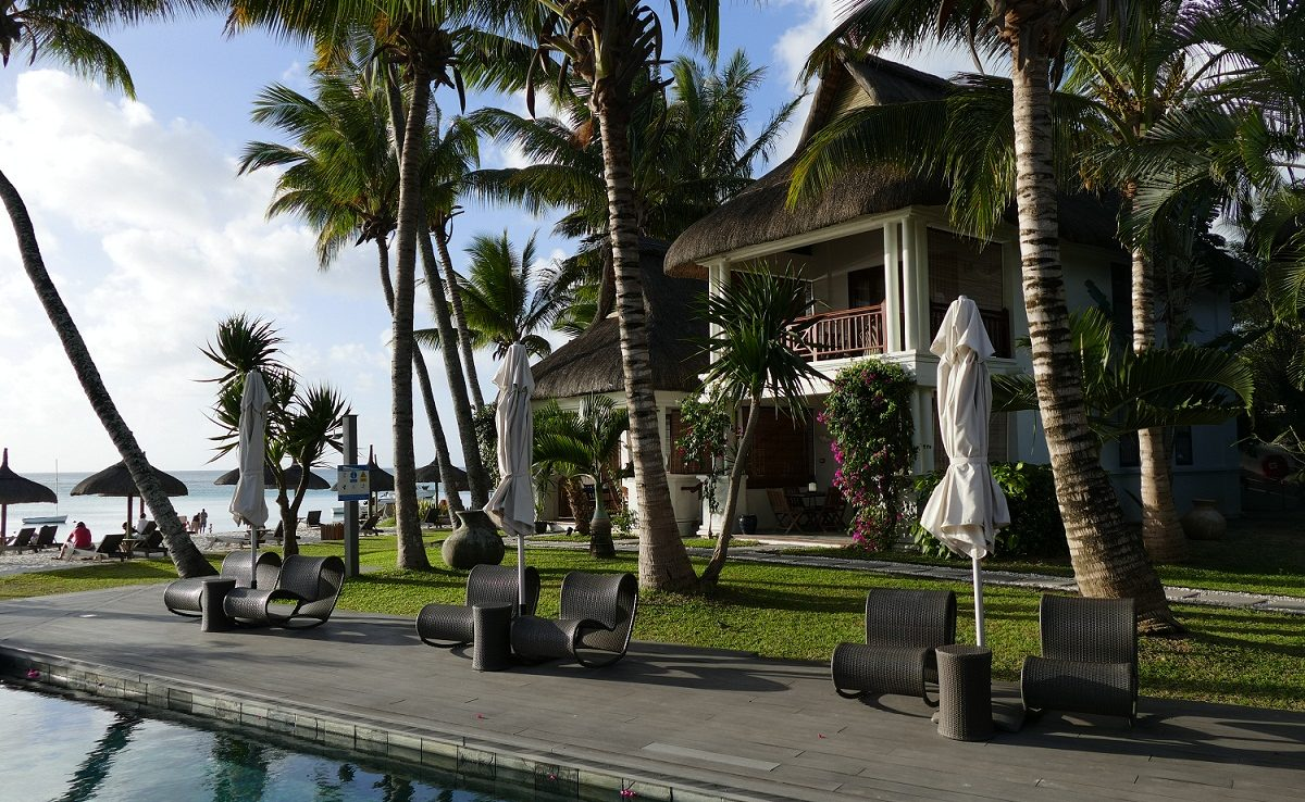 Sakoa Boutik Hotel Pool und Bungalows