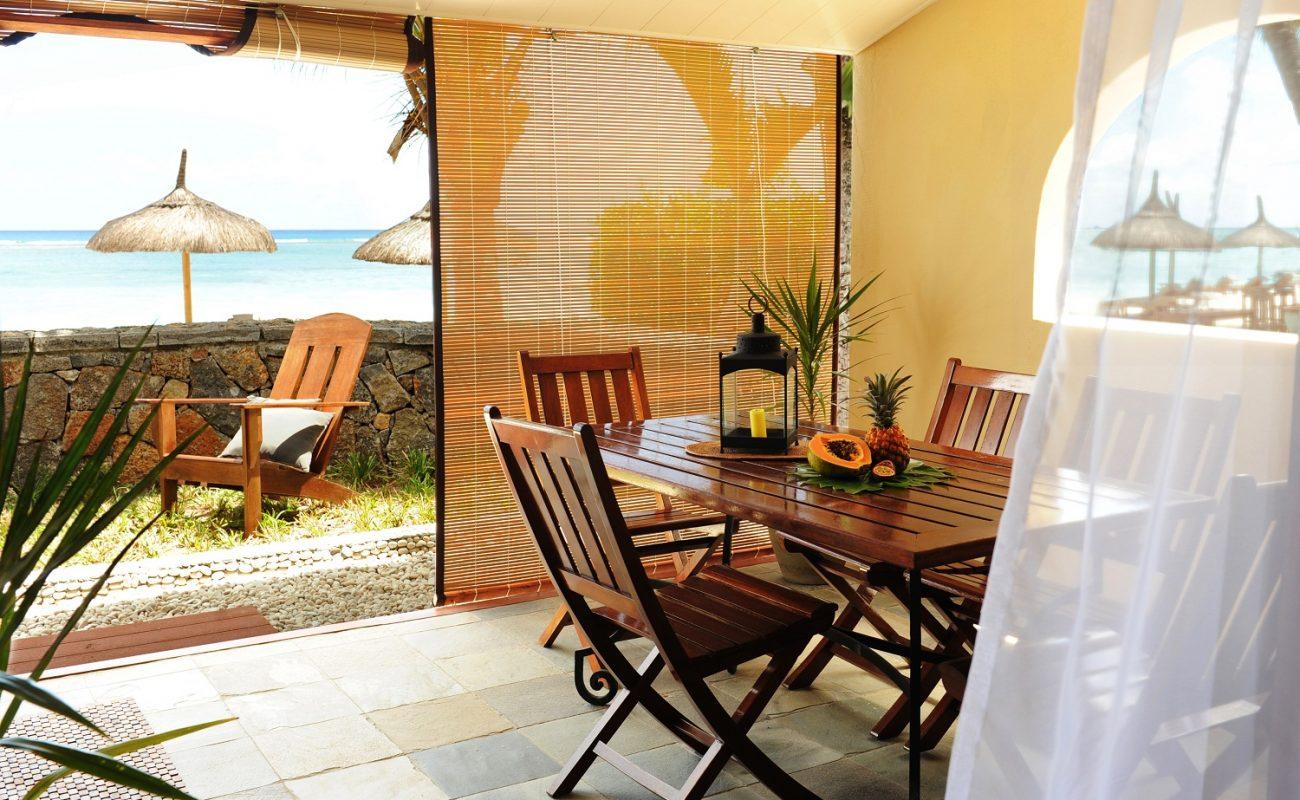Senior Beach Suite im Sakoa Boutique Hotel