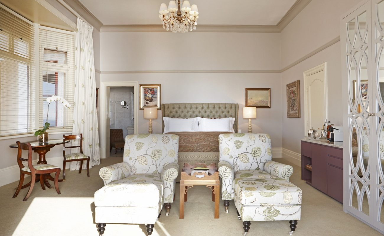 Deluxe House Room im Luxushotel in Bantry Bay