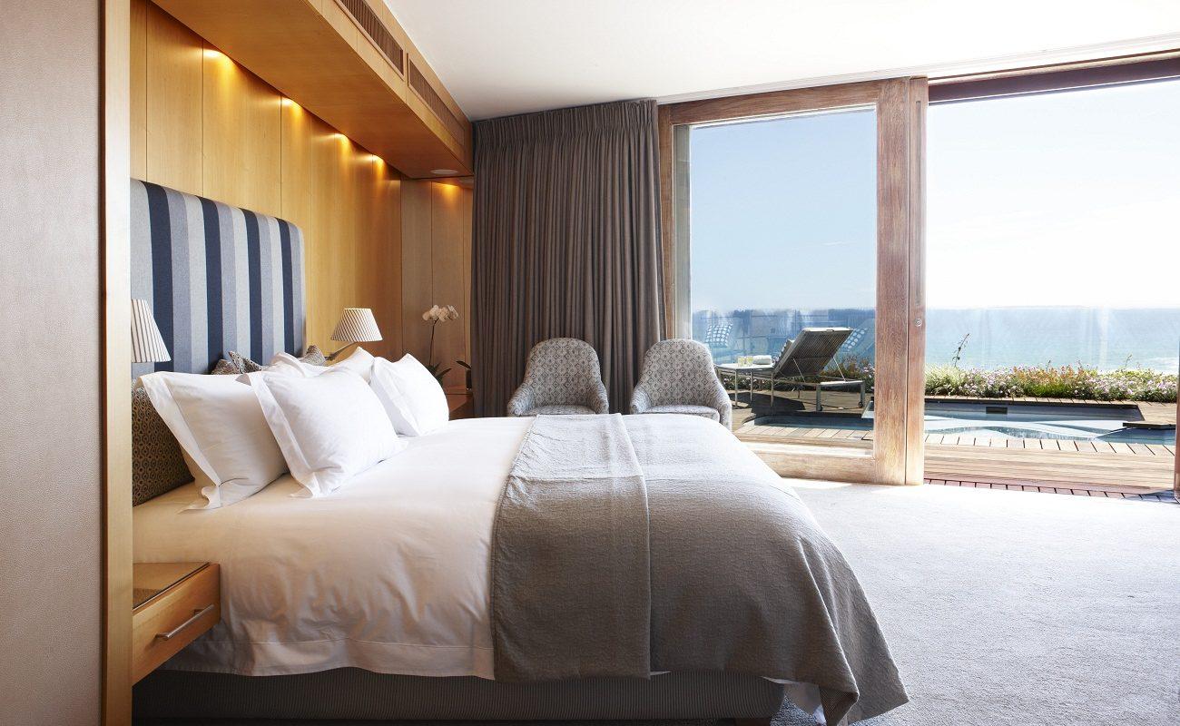 Deluxe Spa Zimmer im Hotel von Relais & Chateaux