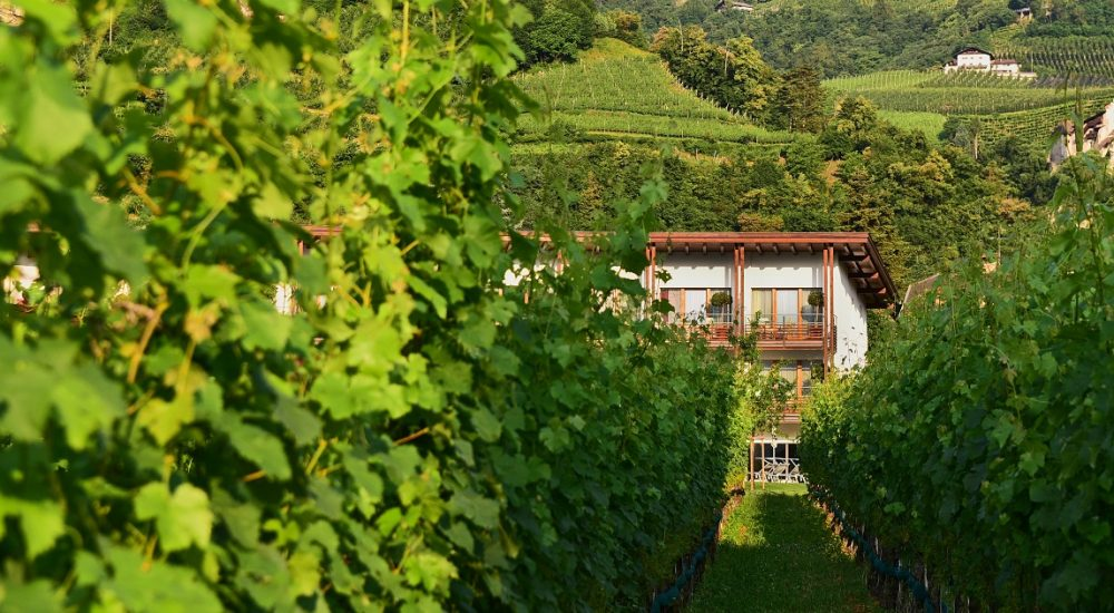 Hotel Schwarzschmied Lana Südtirol