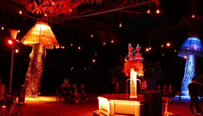 Wasser Licht Festival Brixen