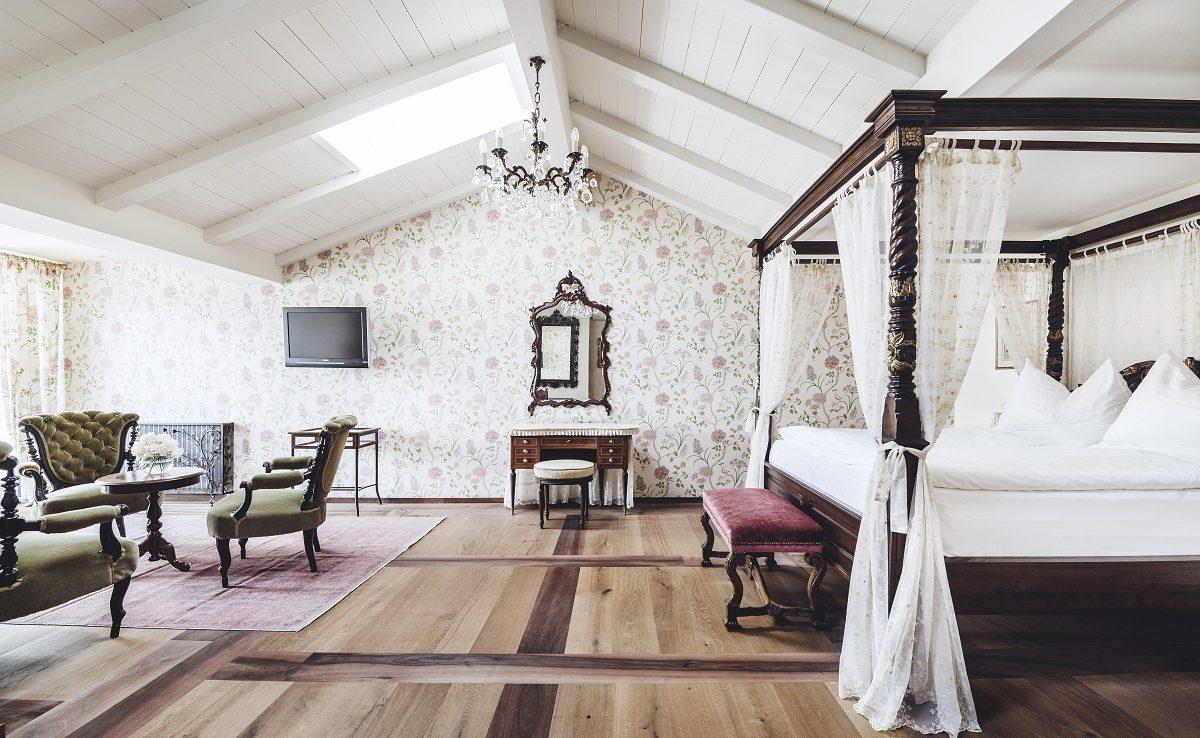 Fragsburg Meran Suite Royale