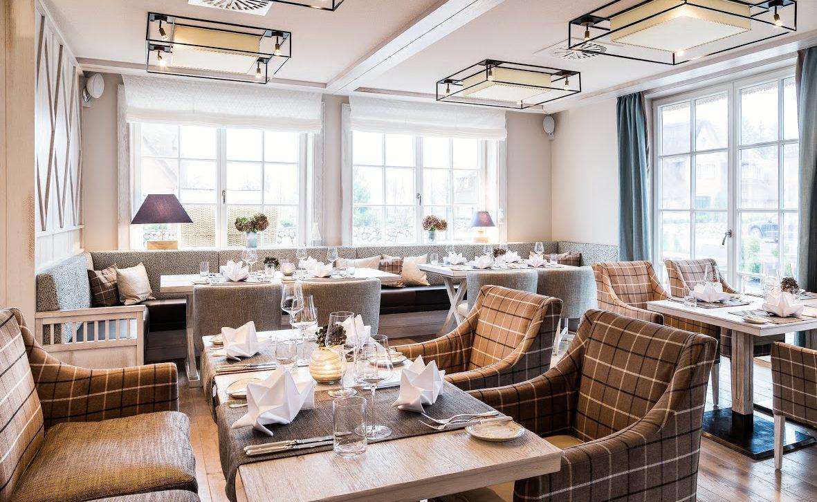 Severins Resort Sylt Restaurant Hoog