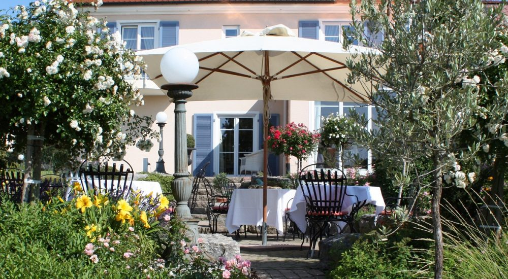 Hotel Villa Seeschau in Meersburg am Bodensee