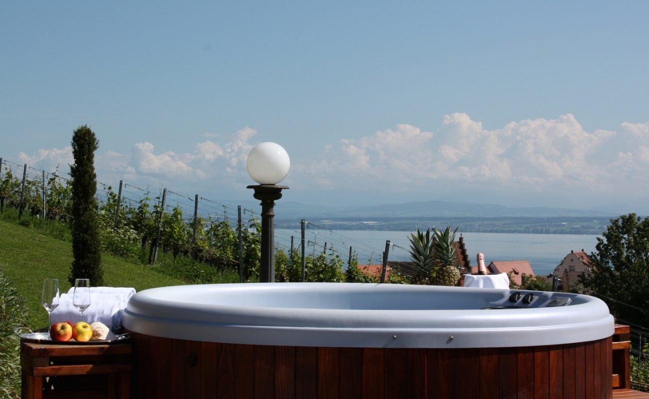 Wellness im Adults Only Hotel in Meersburg