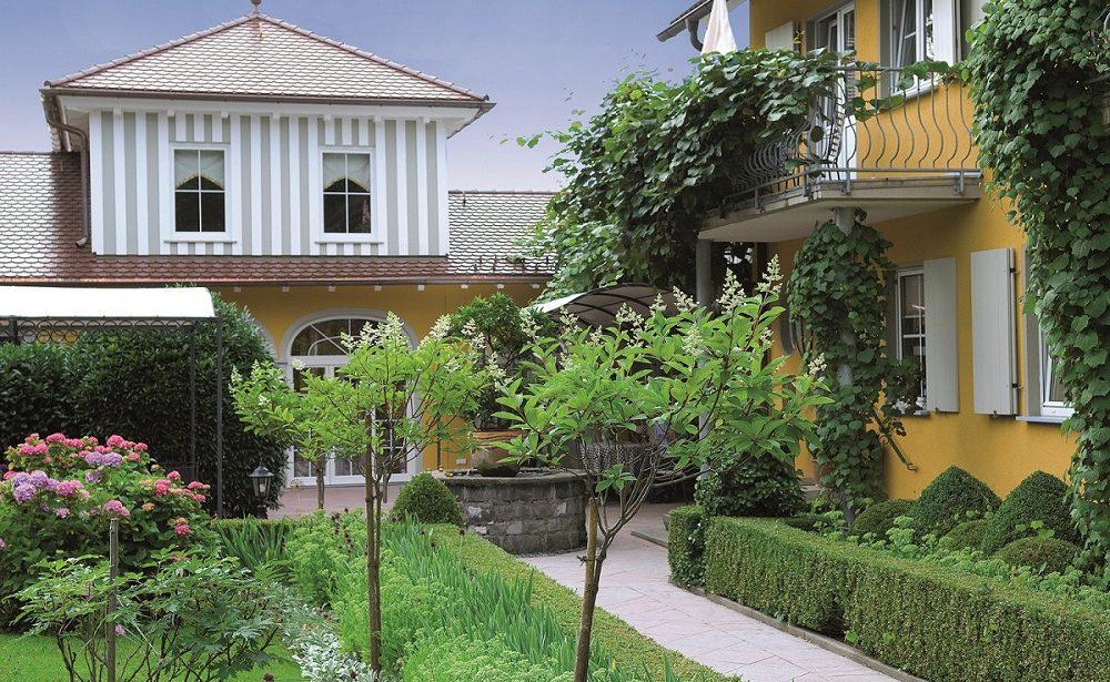 Hotel Villino im italienischen Landhausstil