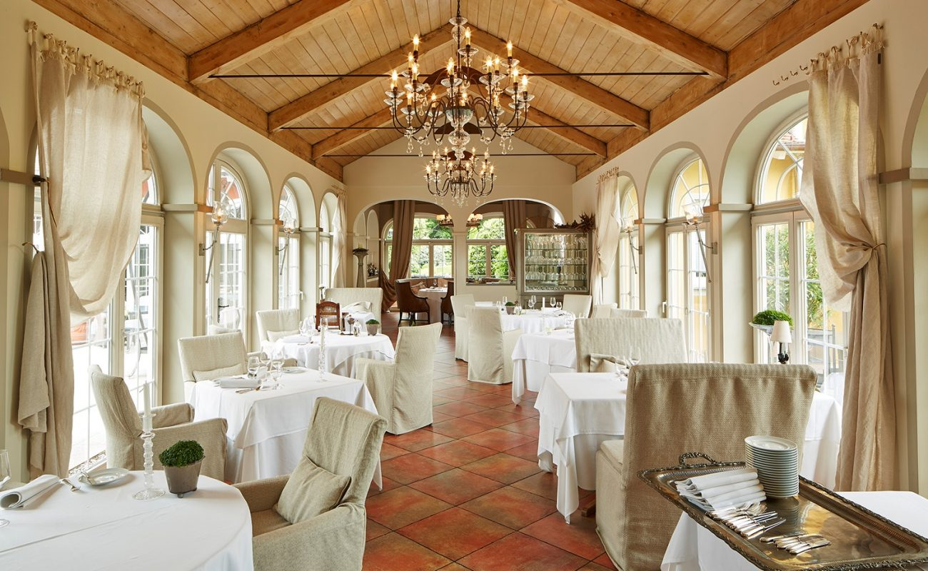 Restaurant Hotel Villino