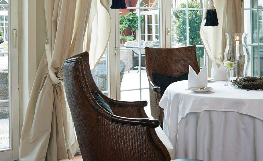 Hotel Villino Restaurant Detail