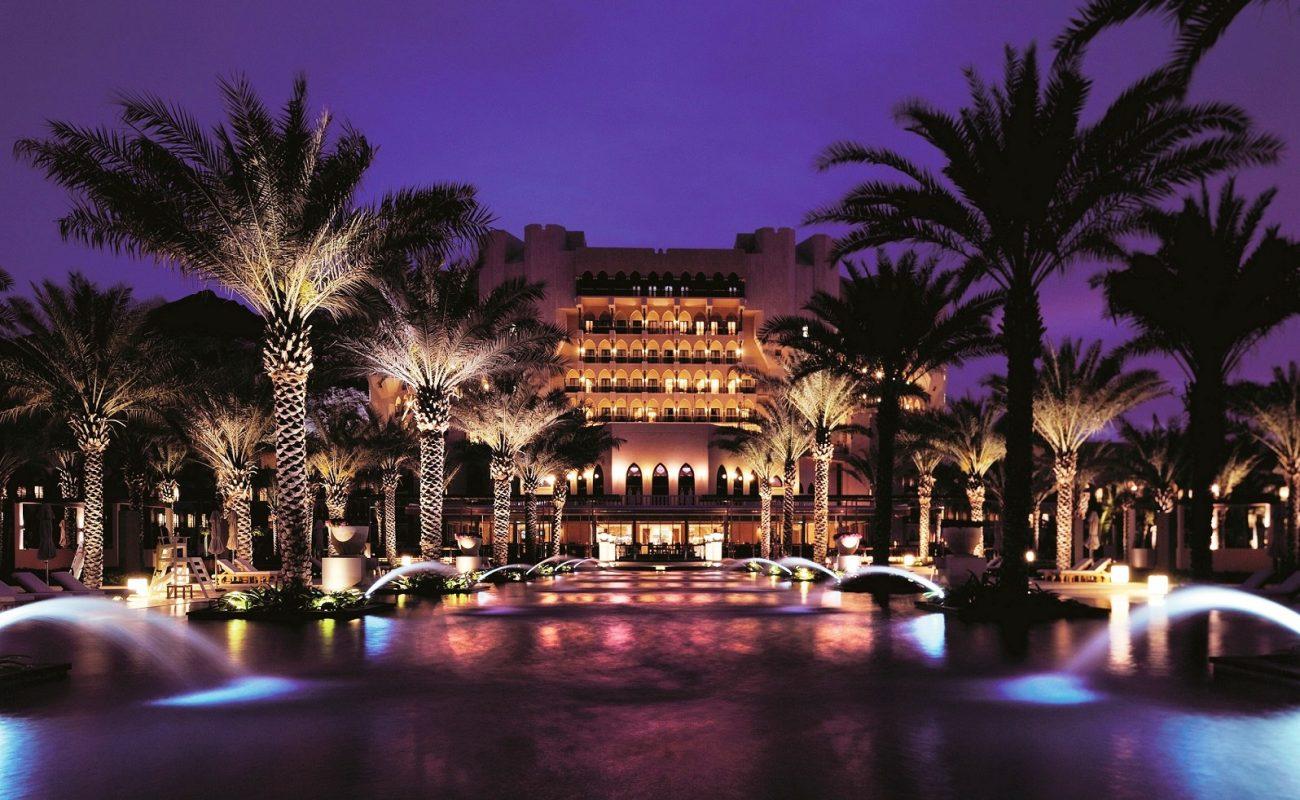 Ein wahrer Palast nahe Muskat