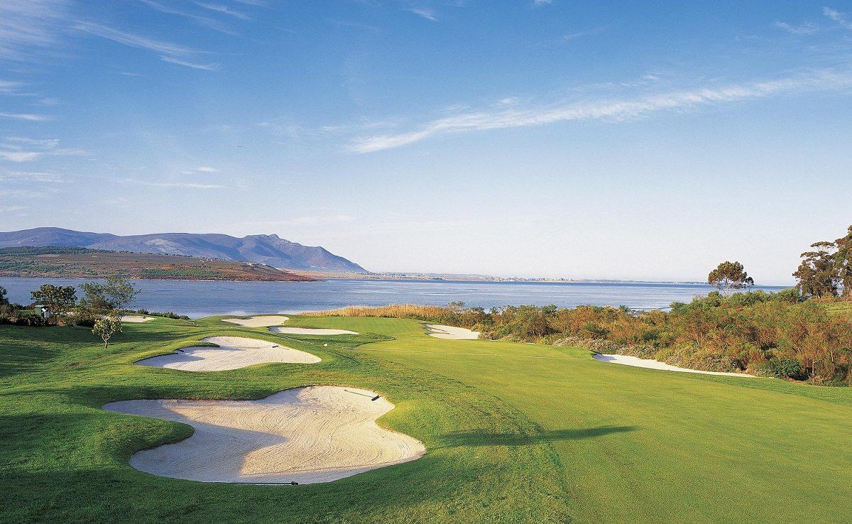 Der herrliche Championship Golfplatz