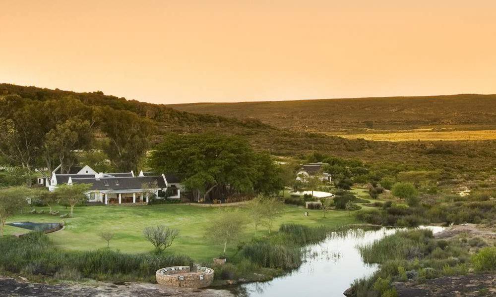 Bushmans Kloof Cederberge Südafrika