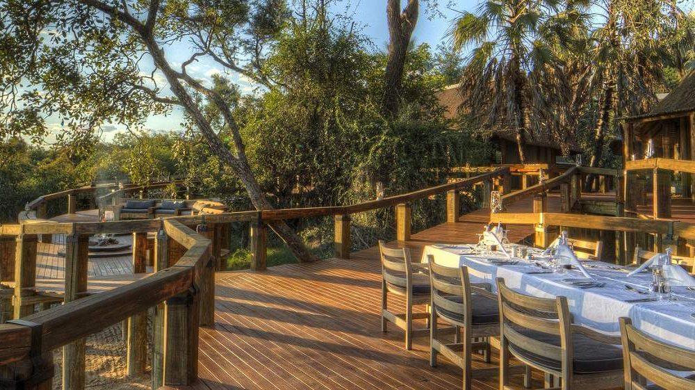 Camp Okavango Boswana mit Genuss Touren erleben
