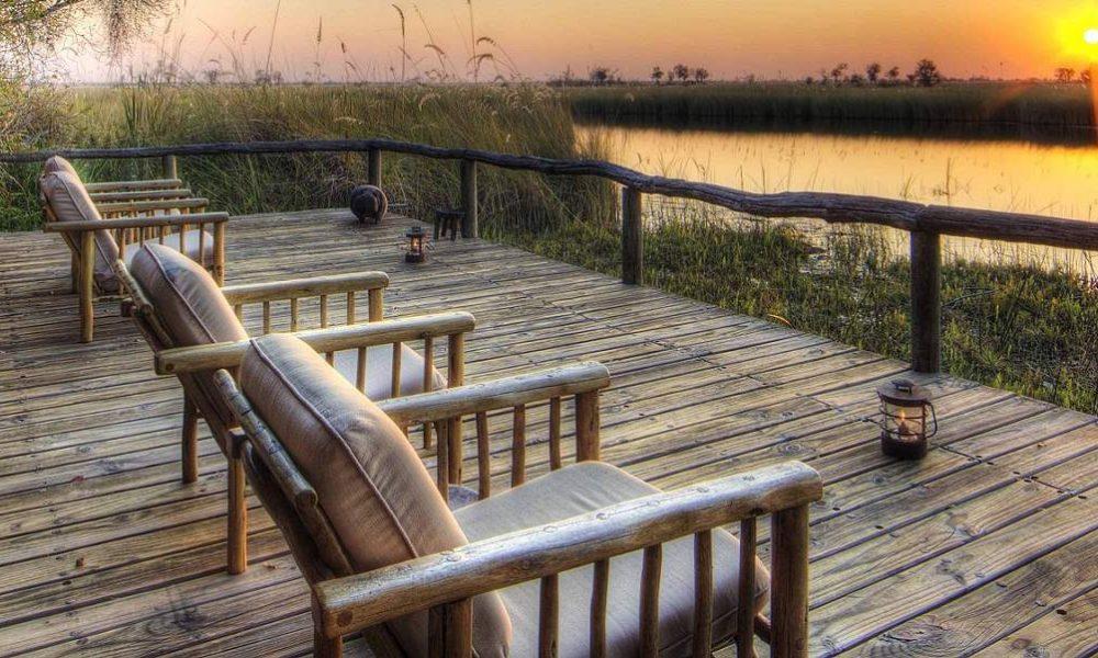 Camp Xakanaxa von Desert & Delta Safaris in Botswana