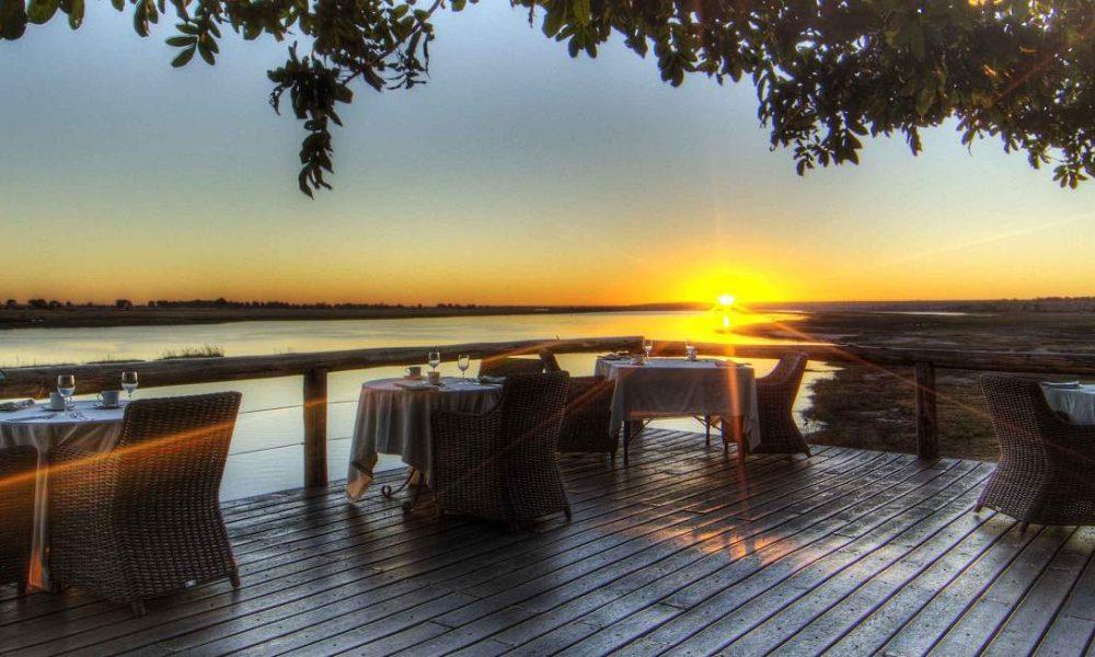 Luxuslodge von Desert & Delta im Chobe Nationalpark - für ihre Flugsafari Botswana mit Genuss Touren