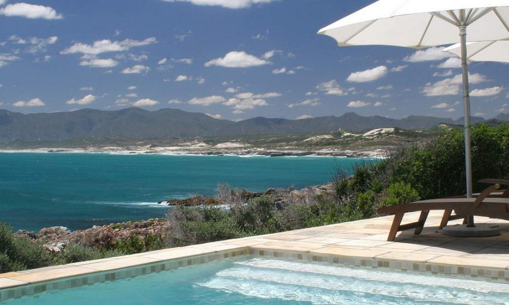 Cliff Lodge Ocean Front Retreat bei Hermanus