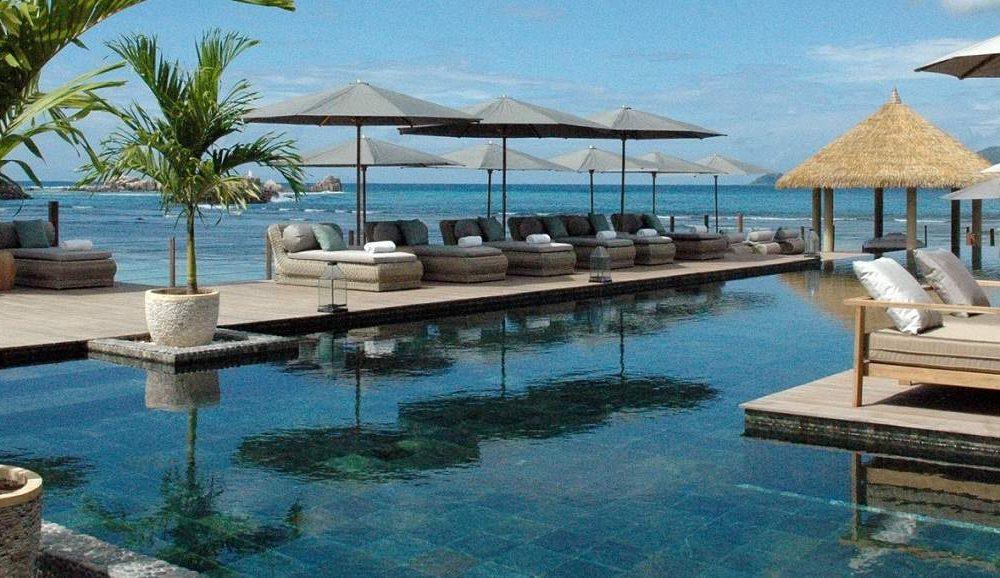 Domaine de L'Orangeraie Boutiquehotel auf La Digue, der Trauminsel im Indischen Ozean