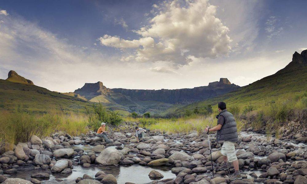 Drakensberge Südafrika mit Ihren Afrika Spezialisten Genuss Touren erkunden