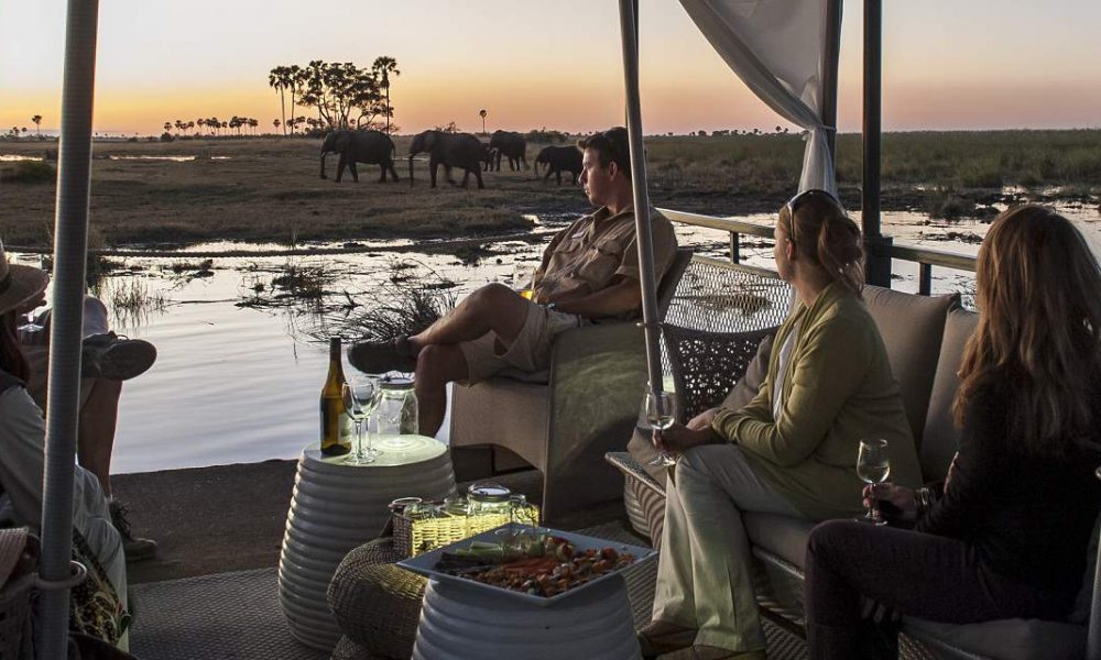 Duma Tau Botswana Wilderness Safaris