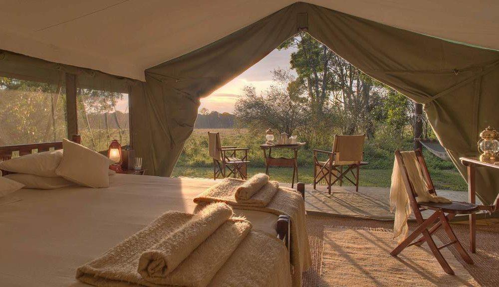 Buchen Sie das Luxuscamp Elephant Pepper mit Ihrem Afrika Spezialisten Genuss Touren