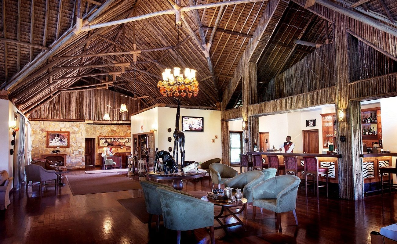Bar der Neptune Ngorongoro Luxury Lodge