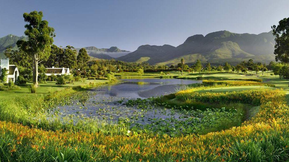 Golfspielen in Südafrika - das ist Golf Genuss